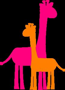 mother and baby giraffe sillouette baby shower pinterest baby rh pinterest co uk