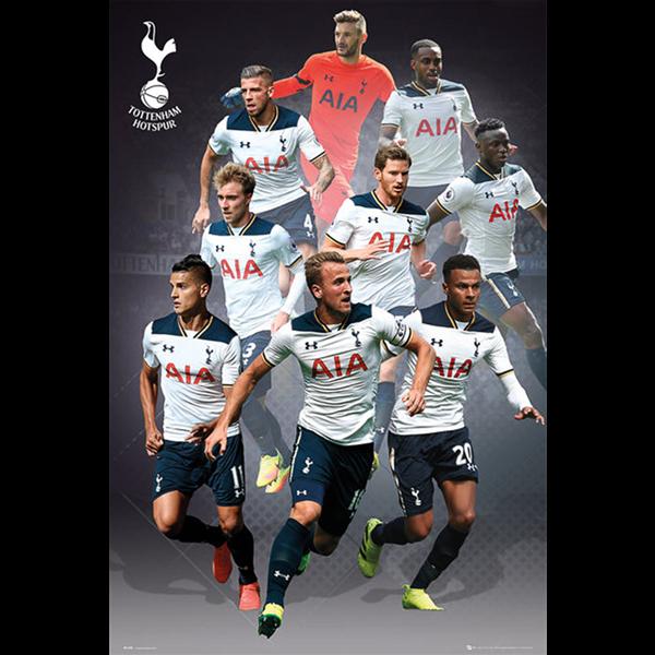 Tottenham Hotspur Players Poster 16 X2f 17 Worldsoccershop Com Worldsoccershop Com Tottenham Hotspur Players Tottenham Tottenham Hotspur