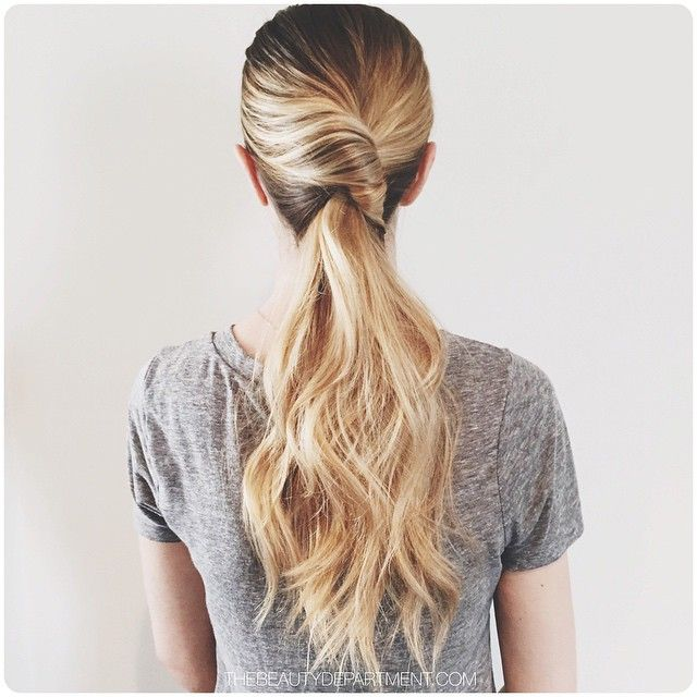 5 Easy Hairstyles For Girls Who Don T Do Dos Hairstyles