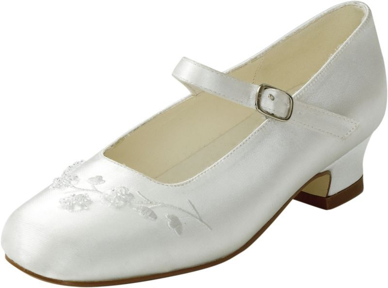 communion shoes with bar shoe 4850 white