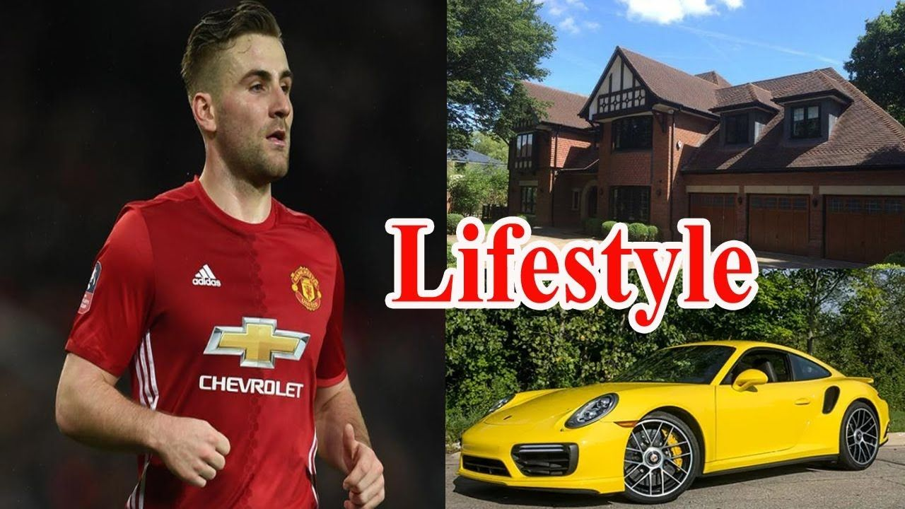 Luke Shaw Lifestyle Family House Wife Cars Net Worth