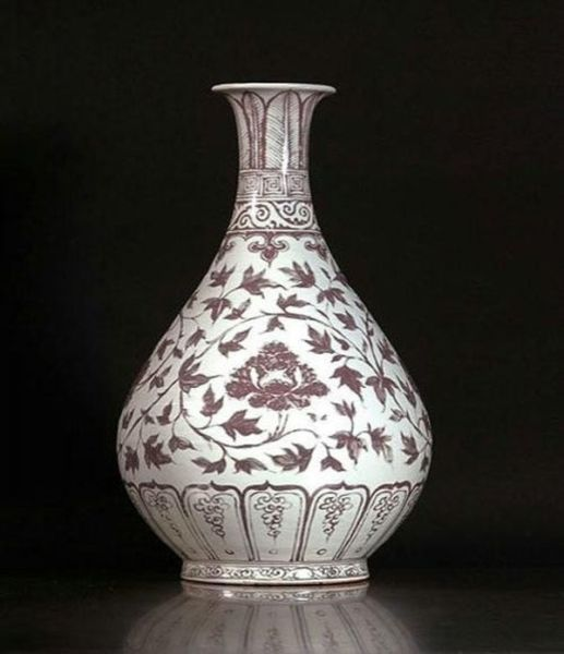 One Of The Most Treasured Porcelain Vases In The World Is One Dating