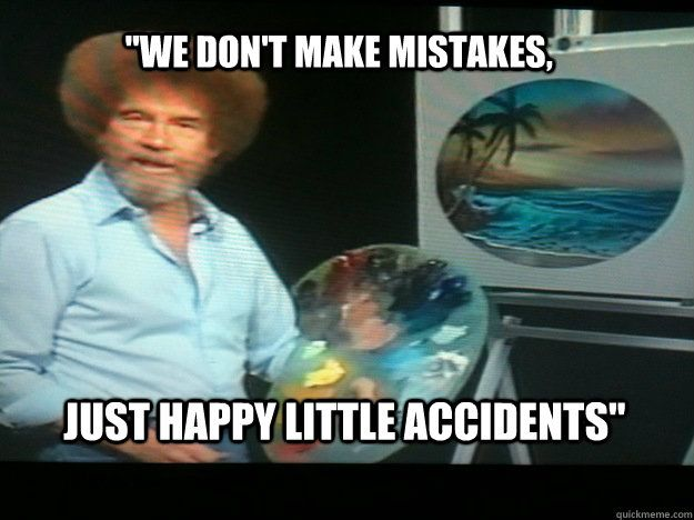 Confessions Of A Funeral Director  And This Is Why Bob Ross Was