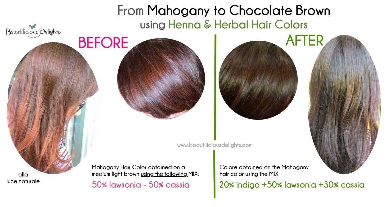Trovato Su Google Da Beautiliciousdelights Com Henna Hair Dyes Chocolate Brown Hair Color Herbal Hair Colour