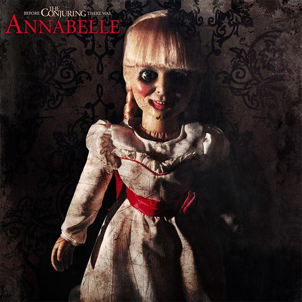 Dolls Dolls, Clothing & Accessories Aggressive Living Dead Dolls Annabelle
