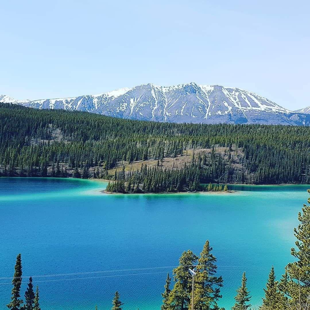 Emerald Lake, Yukon | Whitehorse & the Yukon, My Home and