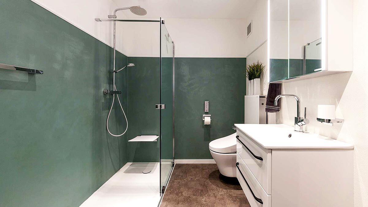 Heimwohl Badezimmer Duschsitz Badezimmer Badgestaltung
