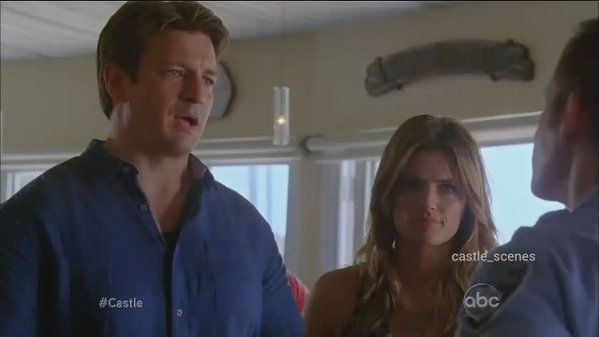 """castle scenes on Twitter: """"""""Thanks for the drink"""" """"Cheers"""" https://t.co/a0u4OAA9c1"""""""