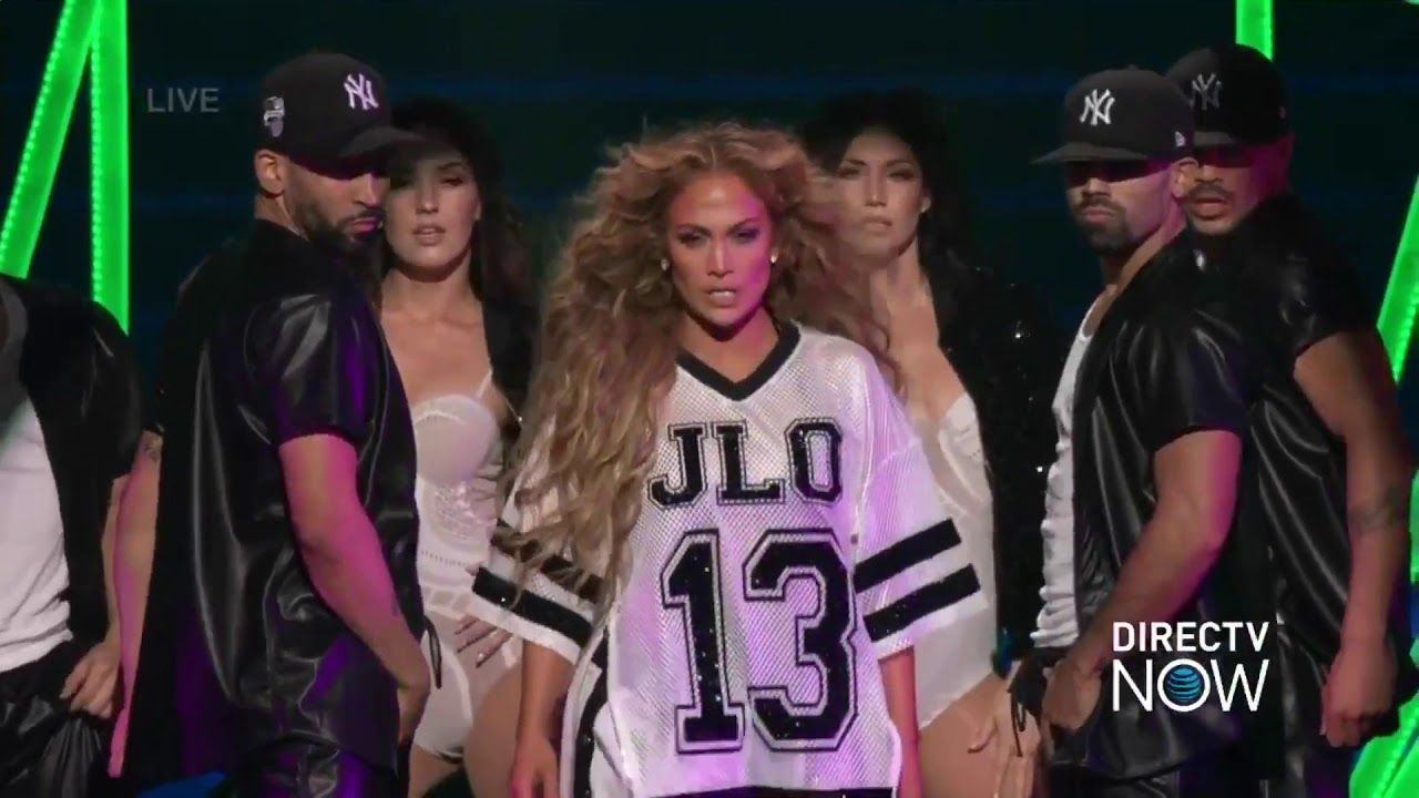 Jennifer Lopez Pre Super Bowl S Dance Medley Jlonow Youtube Jennifer Lopez Jennifer Dance