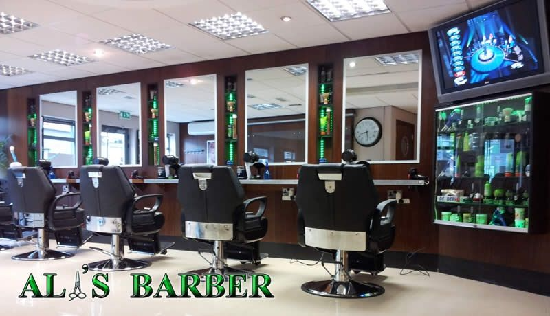 modern barber shop designs interior design 800