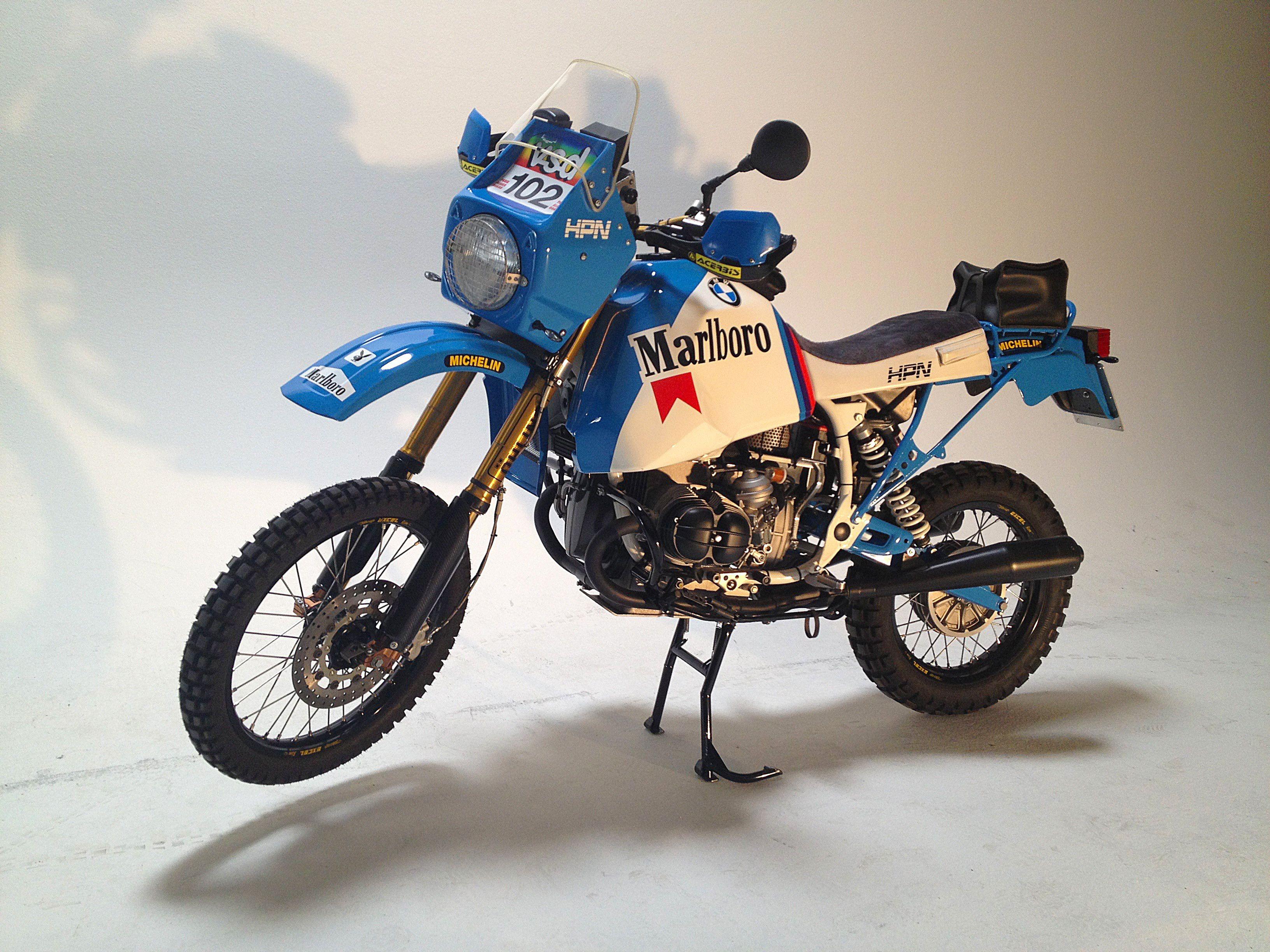 Hpn Bmw Paris Dakar Autos Und Motorrader Motorrad Autos