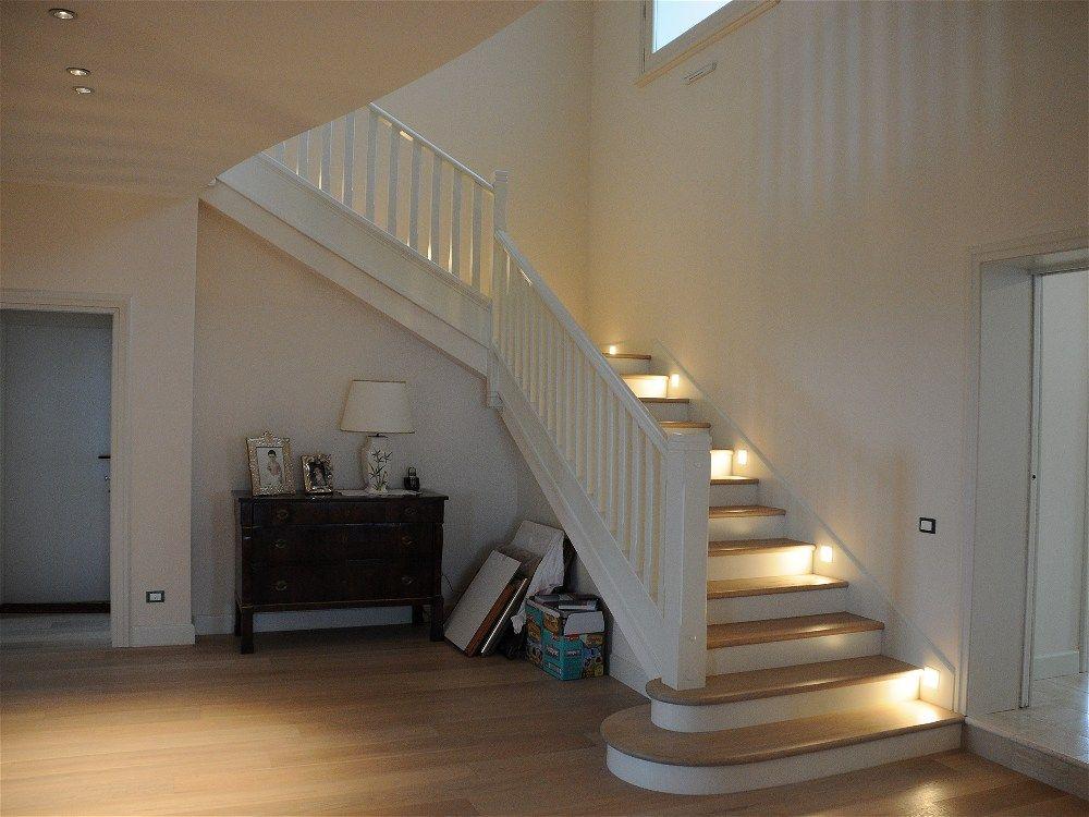 Ringhiere per scale interne per soppalchi e balconi parapetti vetro rivestimenti scale - Ringhiera scale interne ...