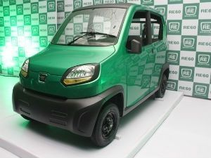 Greaves Cotton Develops Engine For Quadricycle Engineering