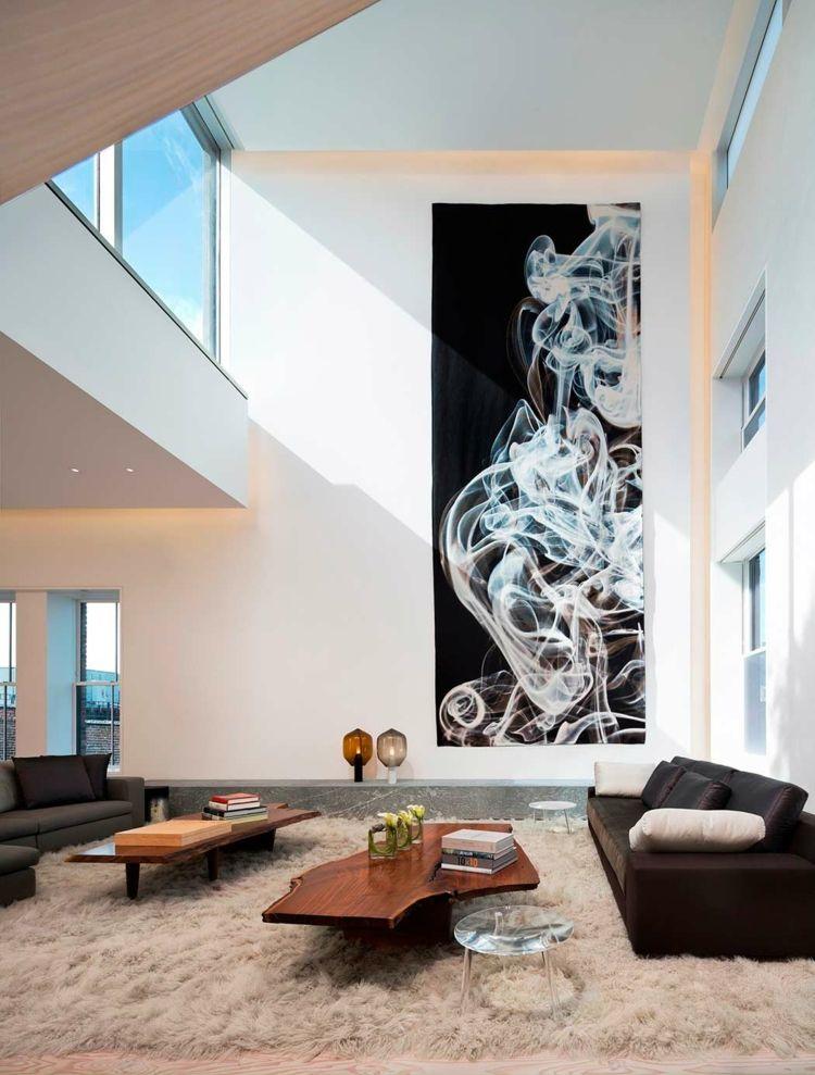 Loft Interieur mit schlichtem Design & Energiespar-Lösungen #design ...
