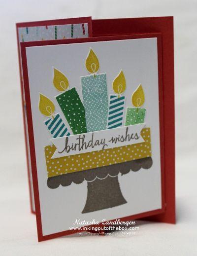 Fun Fold Birthday