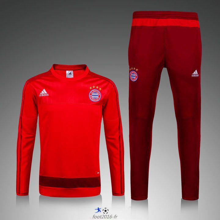 ensemble de foot FC Bayern München noir