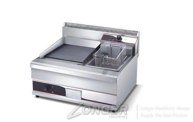 Stainless Steel Electric Griddle Electric Deep Fryer Electric Deep Fryer Electric Griddle Deep Fryer