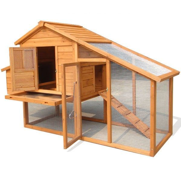 Easy Diy 4 X6 Chicken Coop Hen House Plans Pdf: Easy To Build Chicken Coop Plans – The DIY Blog