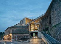 Basel Convention Center—New Hall | Herzog & de Meuron | Basel, Switzerland | Project Portfolio | Architectural Record