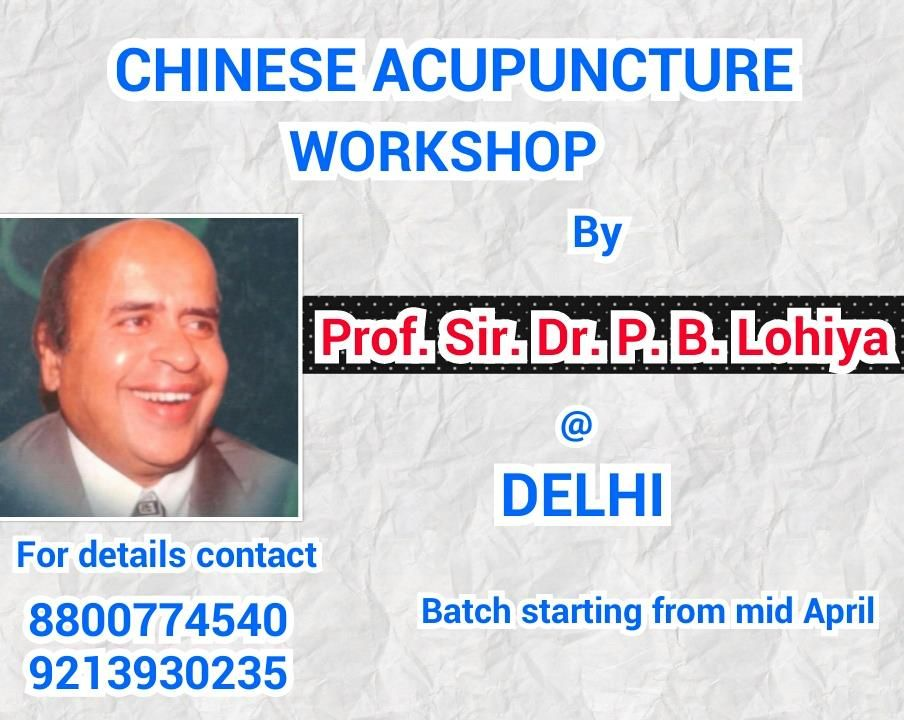 Pin by Acupuncture India on Acupuncture India | Acupuncture