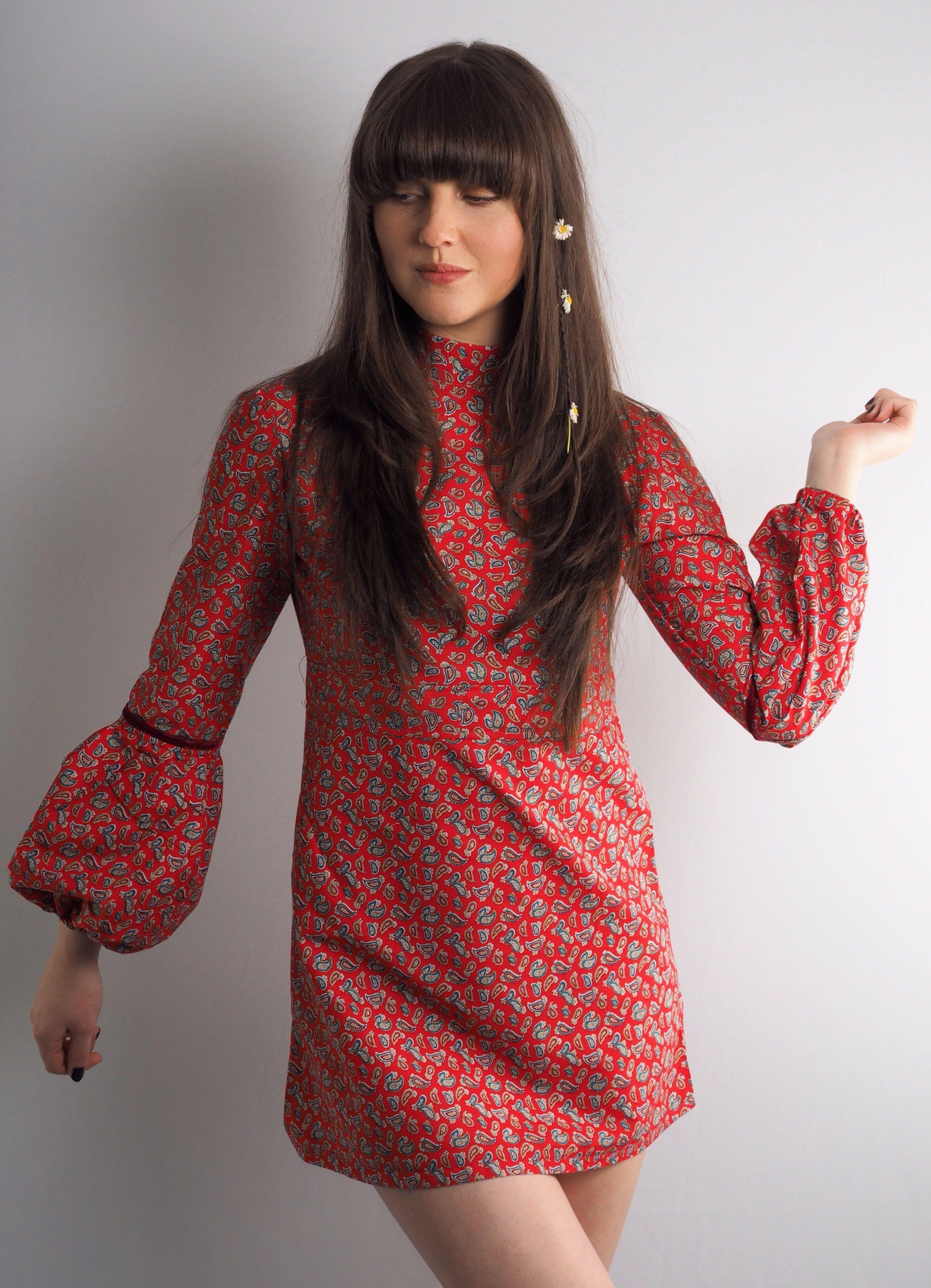 60\'s dress www.violethouse.co.uk | fashion | Pinterest