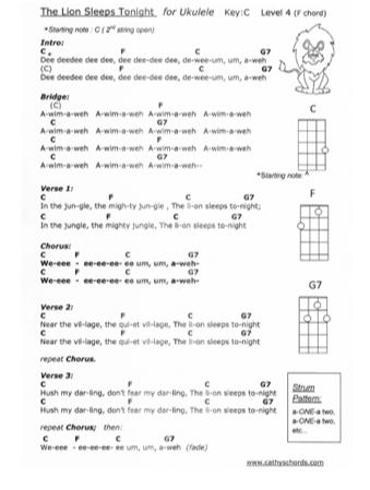 Dothan Brook School Music!: Lion King: Arts Enrichment K-4 ...