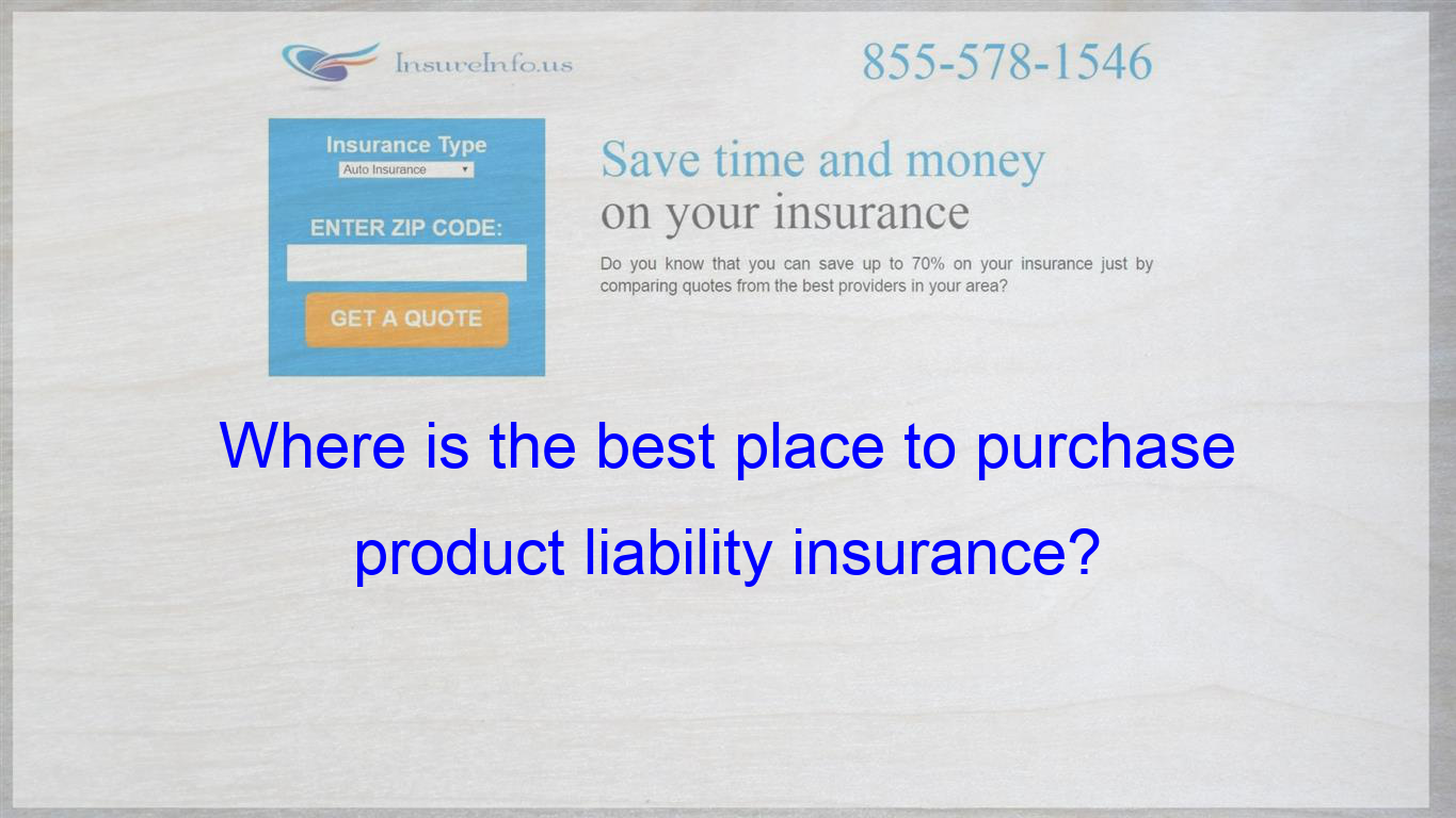 Need Product Liability Insurance For Imported Hardwood Flooring