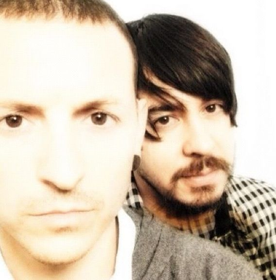 Chester and Mike. Brothers from another mother