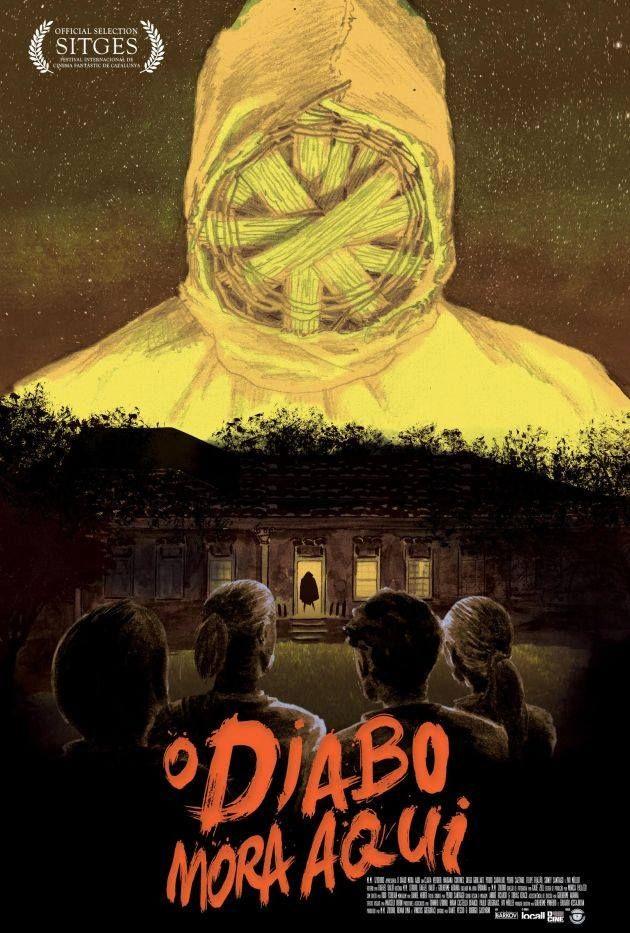 O Diabo Mora Aqui Horror Cinema Filme Filmes De Terror