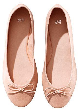 adab6edbc78b Pink ballet flats  a roundup