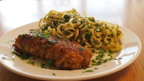 Knusperfisch mit Kräuternudeln, ein gutes Rezept aus der Kategorie Gemüse. Bewertungen: 1. Durchschnitt: Ø 3,0.