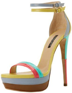 Ruthie Davis Women's West Palm Ankle-Strap Sandal