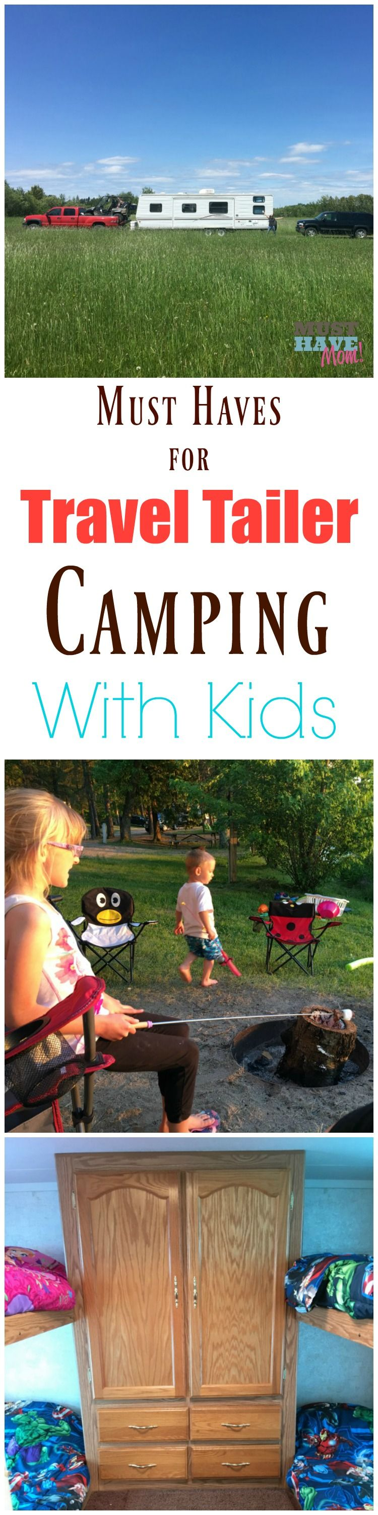 10 Must Haves for RV Travel Trailer Camping With Kids ...