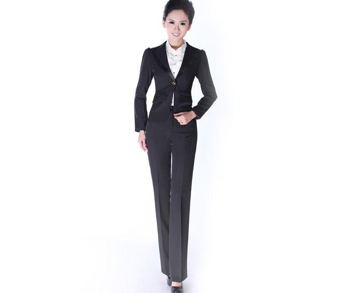 fff2ab5dab0 Amazing Black Designer Ladies Suits | Women's Fashion Wear ( Suits ...