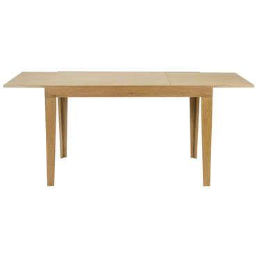 Table 120 Cm Avec Allonge Zumba Coloris Chene Naturel Pas Cher C Est Sur Conforama Fr Large Choix Prix Discount Et Avec Images Table Cuisine Table Mobilier De Salon