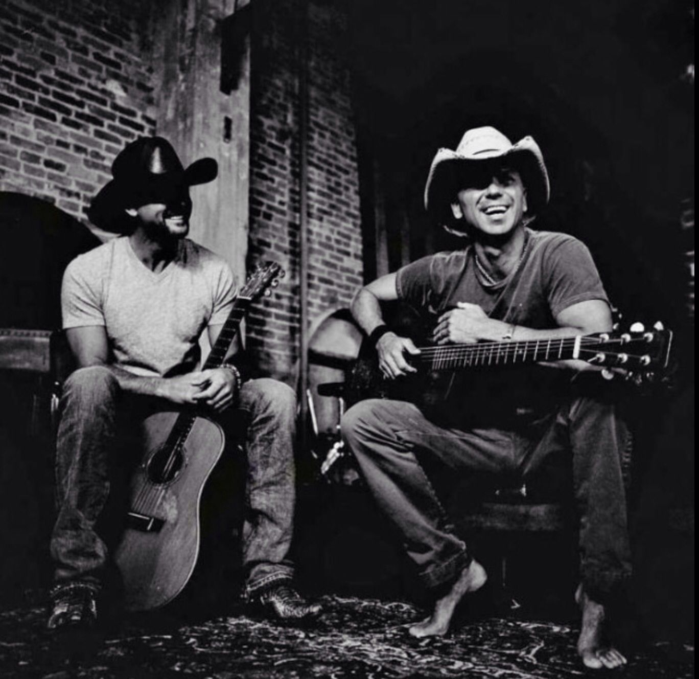 Jesus is the vocally and visually pleasing figures we see in our world. How much more  vocally and visually pleasing can one picture be with Tim McGraw and Kenny Chesney?