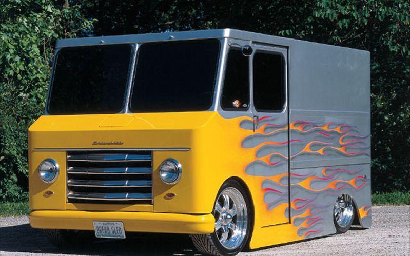 Used bread trucks