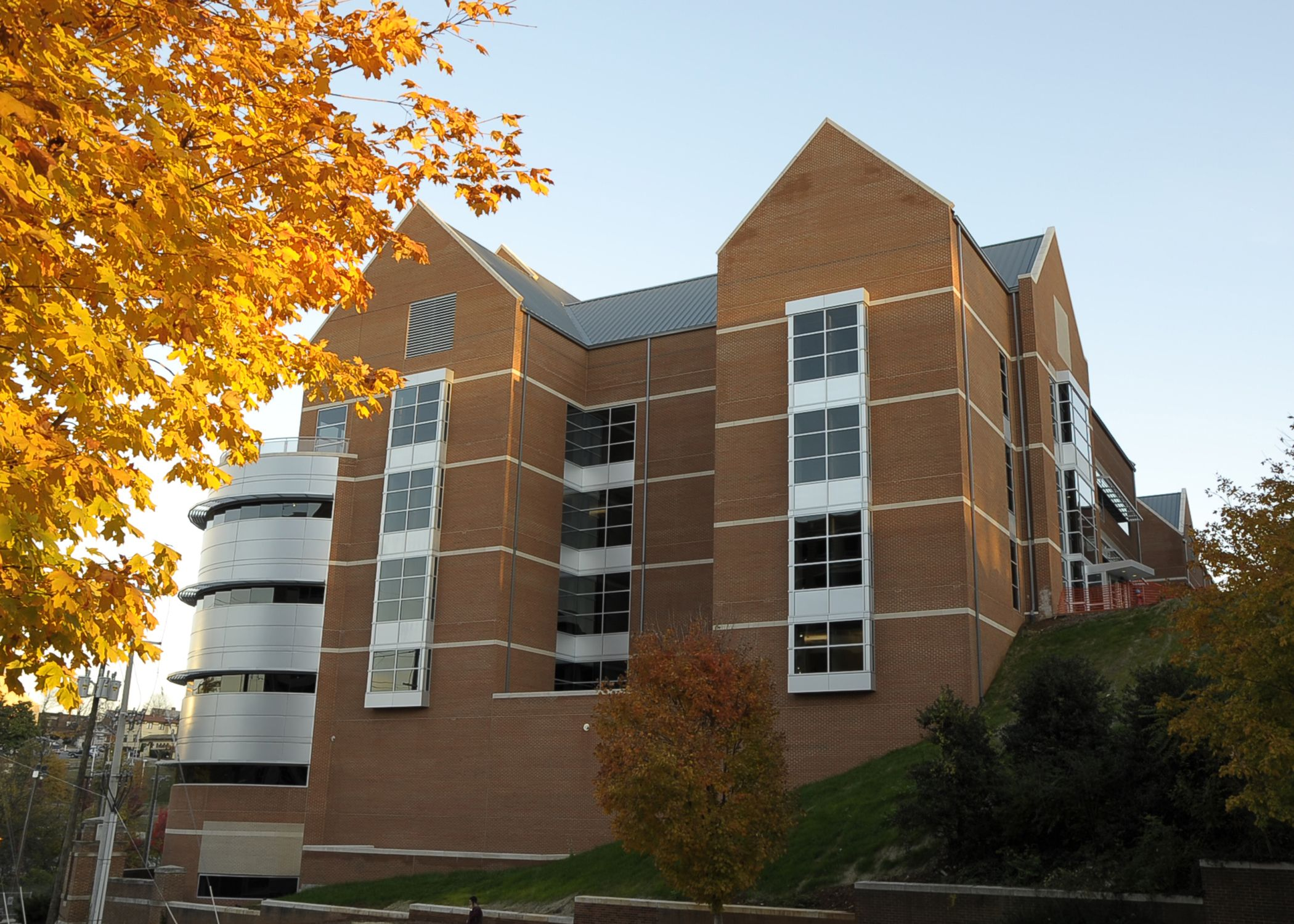 Fred D Brown Residence Hall Opens To Campus Community