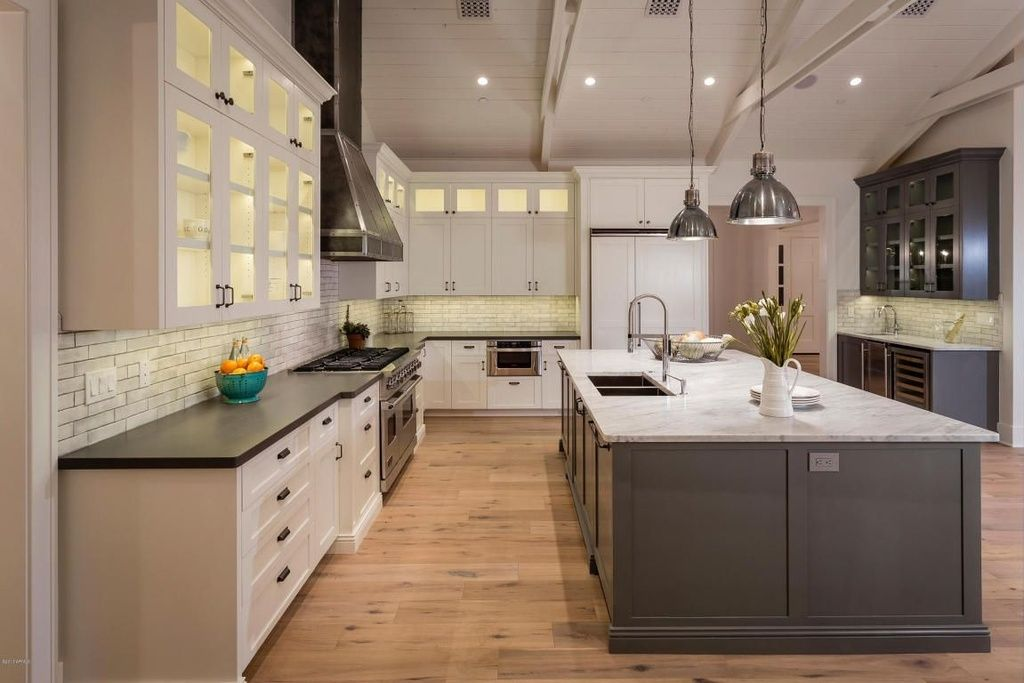 27 luxury kitchens that cost more than $100,000 | large modern