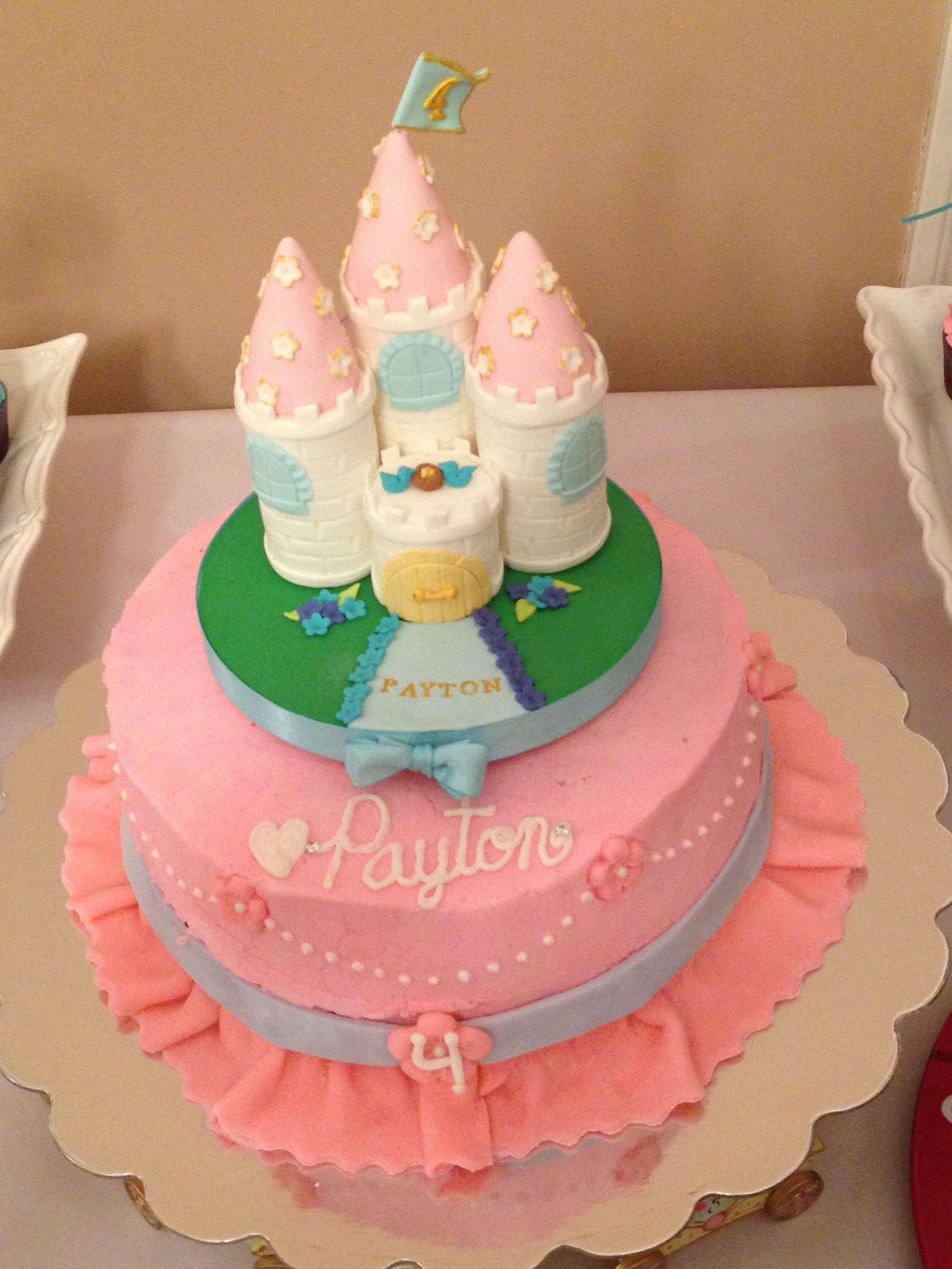 Payton's cake