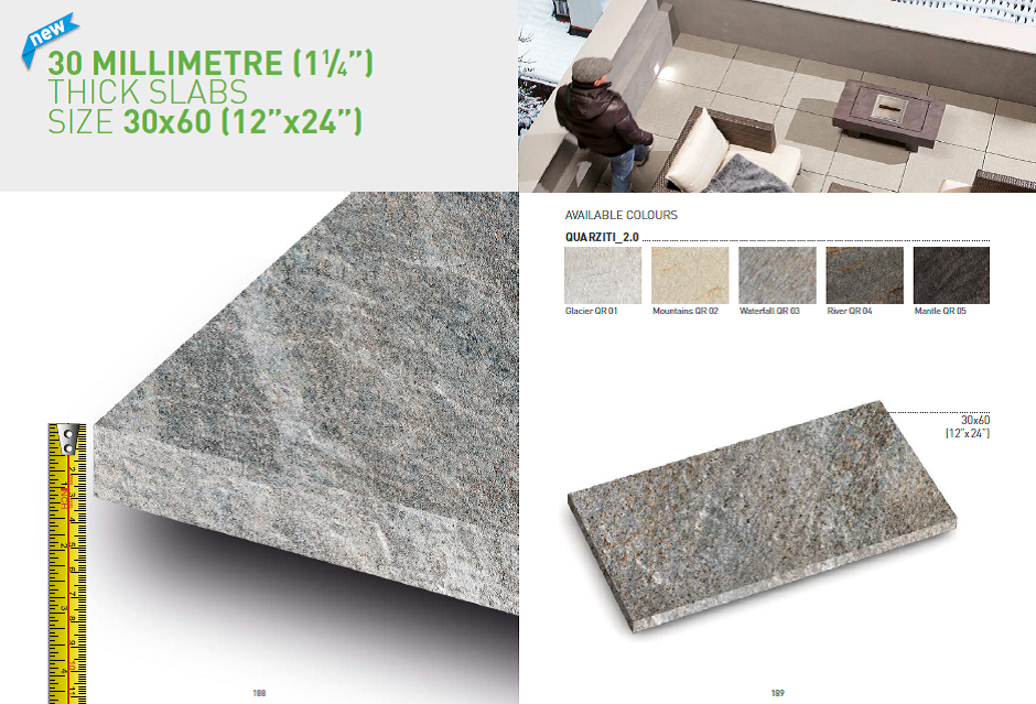 ecco stone exterior porcelain tile