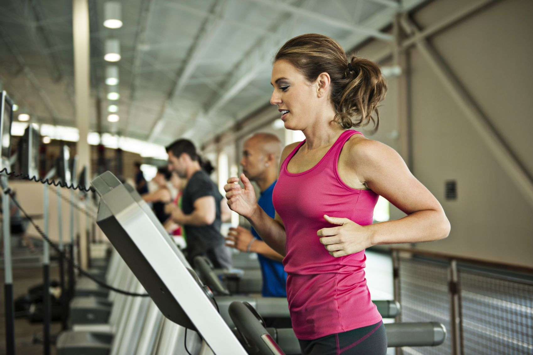 4 Cardio Workouts That Maximize Your Afterburn Hiit Workouts Treadmill Cardio Workout Treadmill Workouts