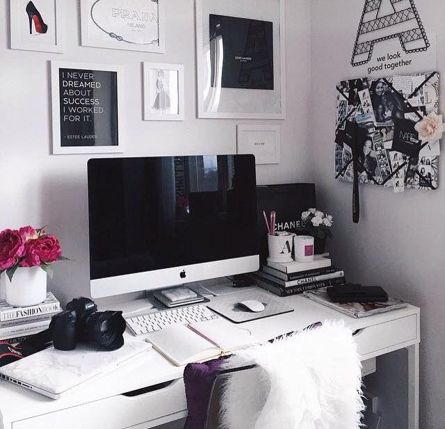 StyleFax: DREAMY WORKSPACE