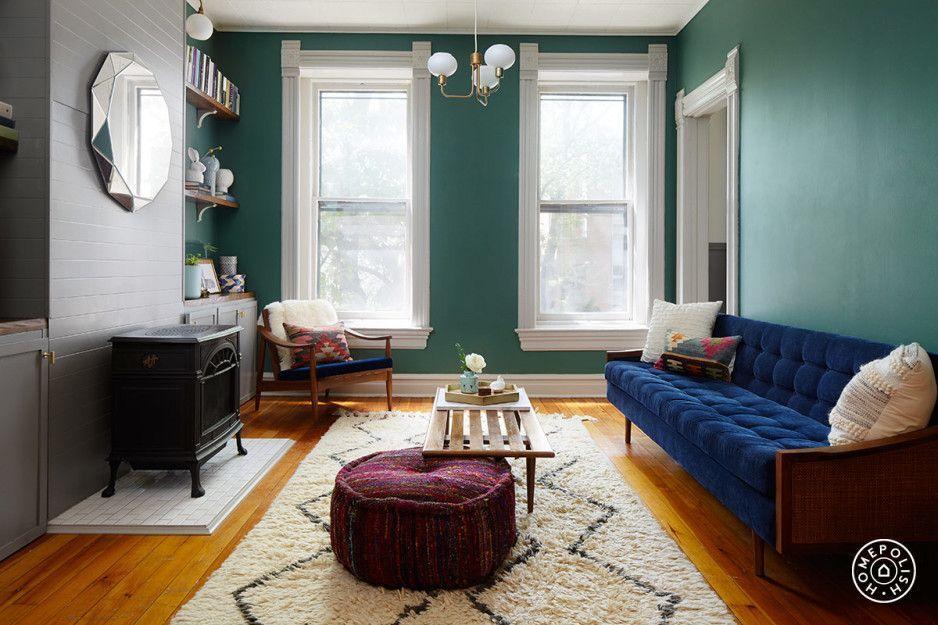 DIYs, Craigslist Finds and Jewel Tones in Chicago ...