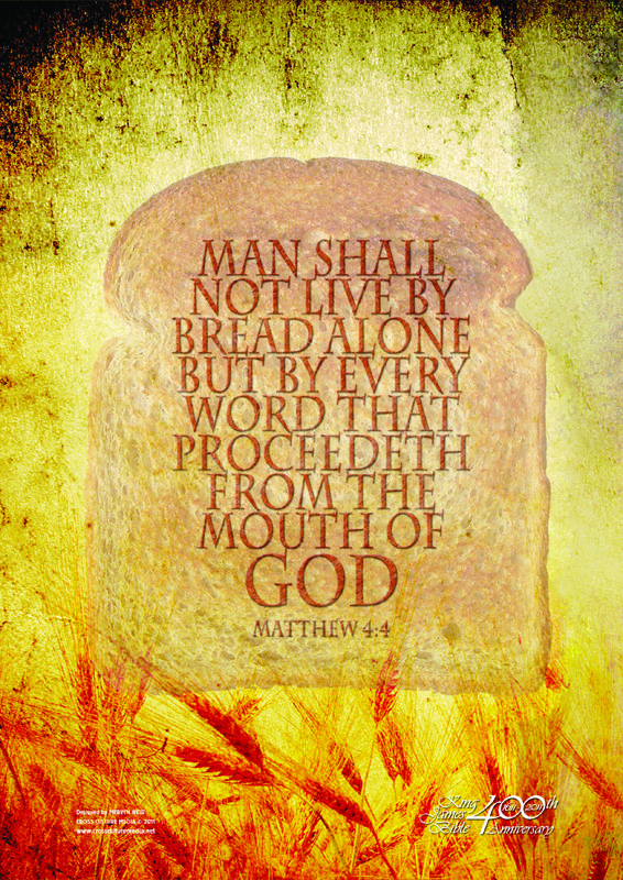 The Word, Necessary Food | Matthew 4:4