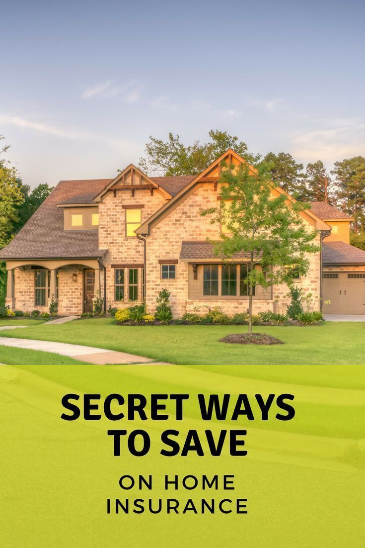 Looking for ways to save some money on home insurance