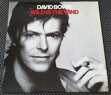 "Vinyl 12"" Single-DAVID BOWIE ""Wild Is The Wind/Golden Years"" UK Import, 2-tracks"