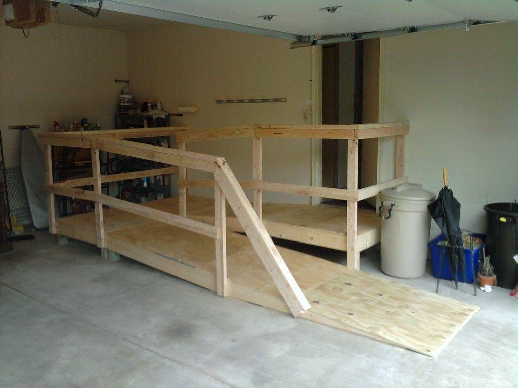Garage wheelchair ramp schematics wheelchair ramp