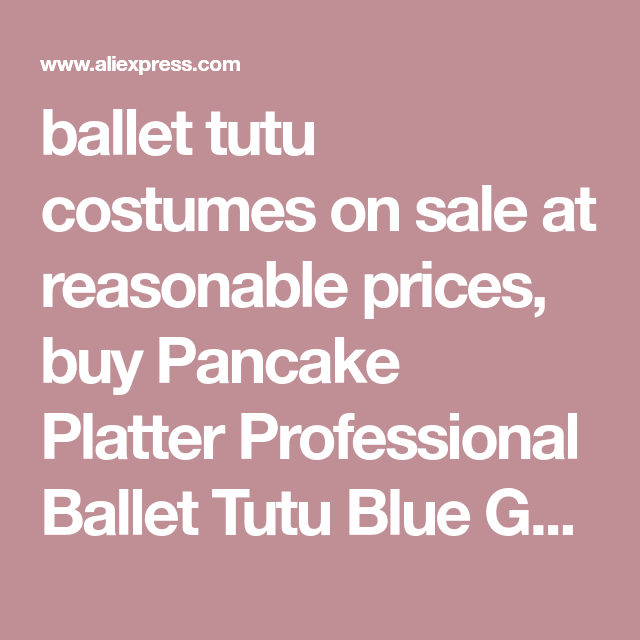US $529.0 |Pancake Platter Professional Ballet Tutu Blue Gold Lace Sleeve Women Adult Nutcracker Tutus Sleeping Beauty Ballet Stage Costume|ballet tutu costumes|professional ballet tutuballet tutu - AliExpress