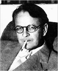 """""""Throw up into your typewriter every morning. Clean up every noon."""" — Raymond Chandler - The New York Times"""